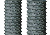 Lokanās caurules ( gofras ) tvaika un gāzu nosūkšanai