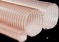 Lokanās caurules skaidu nosūcējiem | Skaidu gofras | Nosūkšanas gofras | Aspirācijas gofras