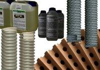Tehniskie šķidrumi un palīgmateriāli kokapstrādes nozarei