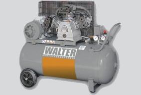 Virzuļkompresors WALTER GK530-3.0/200