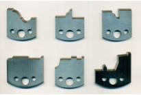 Profilēti, 4 mm, UNI profila frēzgalvām