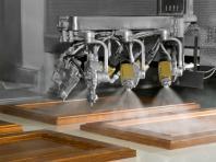 Virsmu apdares iekārtas un līnijas kokapstrādei